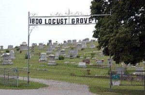 Locust Grove Cemetery, Locus Grove, Adams Co, Ohio