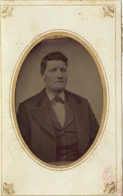 "Milton Bigelow 'Bill"" Tong 1838 - 1906"