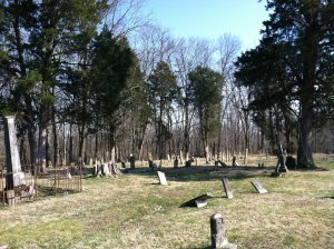 Old Red oak Cemetery, Union Twp, Brown Co, Ohio
